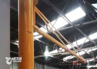 Durable Electric Hoist Manual Jib Crane Apply To Workstation And Workshop